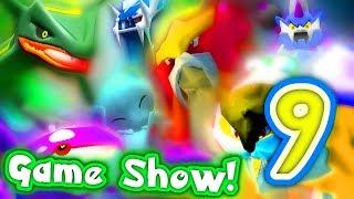 Minecraft Pixelmon Game Show! - Episode 9 - Minecraft Pokemon Mod