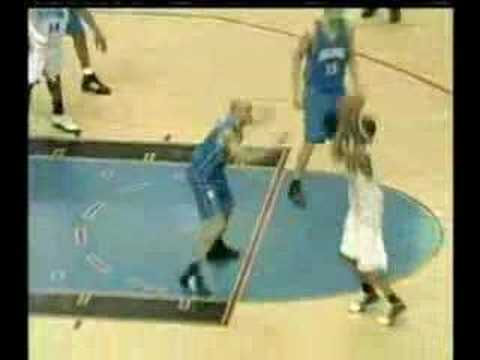 Allen Iverson Career High 60pts vs the Dwight Howard Orlando Magic 04/05