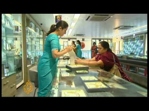 India's love affair with gold - 13 Nov 09