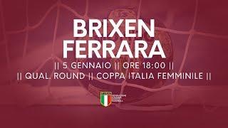 [Qual. Round] Coppa Italia F: Brixen - Ferrara 33-23