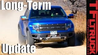 How Reliable is the Ford Raptor? 2014 Raptor Long-Term Update