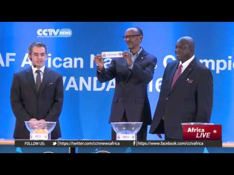 African Nations Championships: Big teams avoid early clash after draw conducted