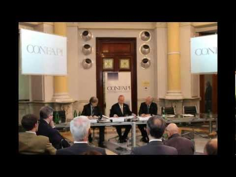 Mario Monti a Confapi – Roma, 12 febbraio 2013