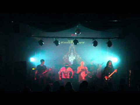 The Faceplant live @ Daos Club 28.03.2013