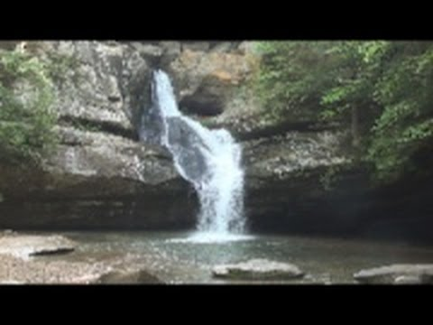 Hocking Hills State Park Waterfalls (Hocking County, Ohio)