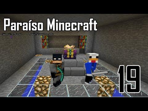 Paraíso Minecraft - La sala de encantamientos- Ep.19