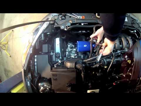 CorkSport Mazda SkyActiv Short Ram Intake Install