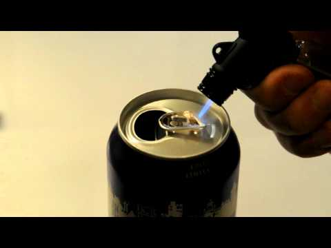Jet 1300-C Butane Lighter VS Aluminium