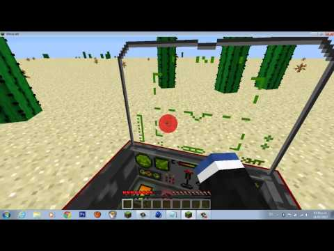 Review mod THX Helicopter Prototype Minecraft 1.5.1