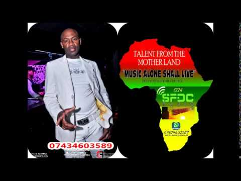 Talent From The Motherland presents Zim Dancehall, Ghana & Uganda Music by Fantastic Silver Fox