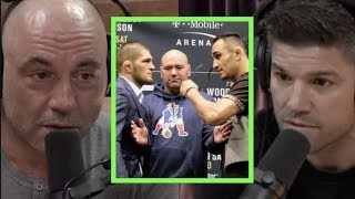 Tony Ferguson vs. Khabib Analysis w/Josh Thomson | Joe Rogan