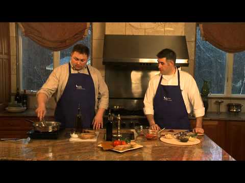 MEN IN APRONS - MEDITERRANEAN DIET