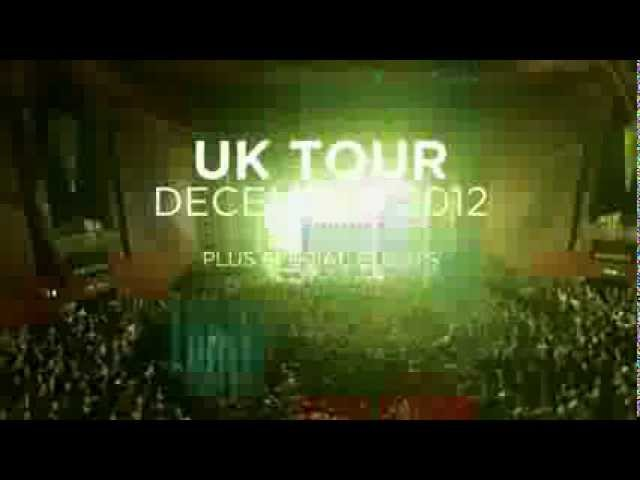 ENTER SHIKARI - UK TOUR. DEC 2012. Teaser