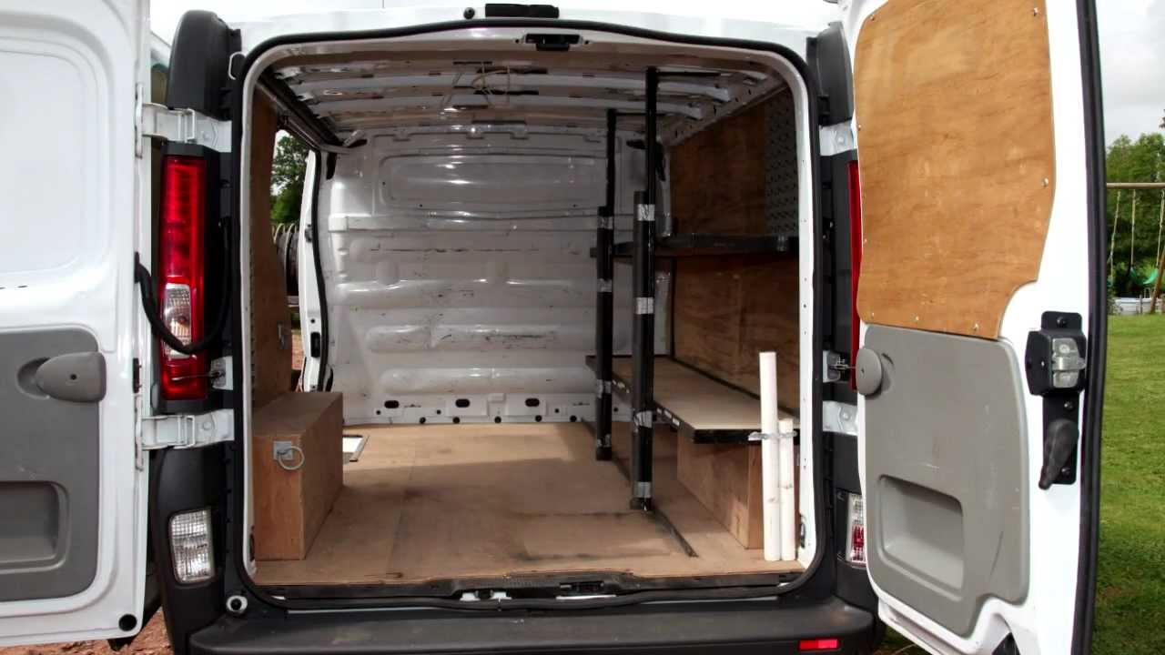 Vantainer Storage System Demo Youtube