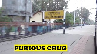 Kochuveli Amritsar Goes Mad Honks Burns Dahanu