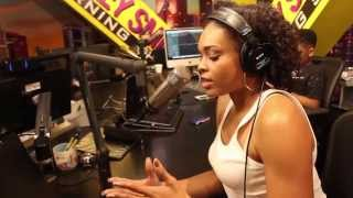 RHOA's Demetria Mckinney delivered from Drugs! (MUST SEE!)