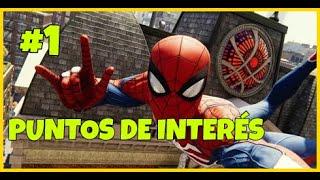 MARVEL'S SPIDER-MAN PS4   Puntos de interés #1 (Chinatown , Distrito financiero , Greenwich)
