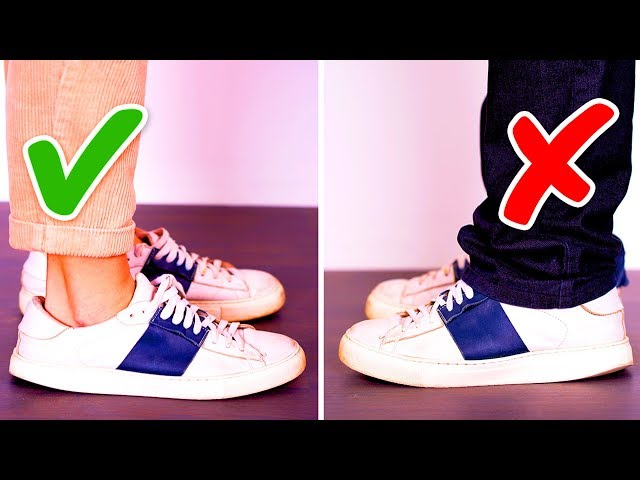 20 BEST CLOTHING TIPS FOR MEN AND WOMEN