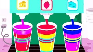 Kids Learn Colors, Alphabet, Numbers, Shapes With Sago Mini Babies | Best Educational Apps For Kids
