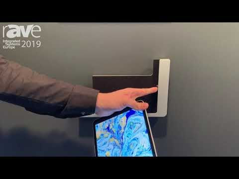 ISE 2019: Viveroo Debuts Viveroo Free iPad Mount for Apple iPad Pro