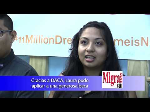 Dreamers Hablan a MigraUsa 2
