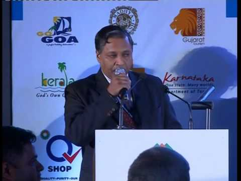 Valedictory Address by Mr. R.H. Khwaja, Secretary Tourism, Govt. of India for FHRAI Goa,