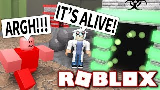 I STARTED THE ZOMBIE APOCALYPSE!! (Roblox Infection Inc.)