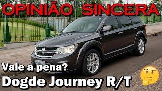 Dodge Journey - Será que tem qualidades para valer o preço?