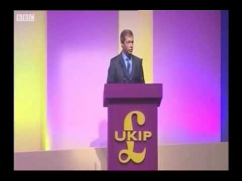 Nigel Farage warned about Russia Ukraine in 2008