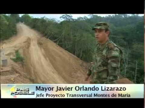 TRANSVERSAL DE LOS MONTES DE MARIA