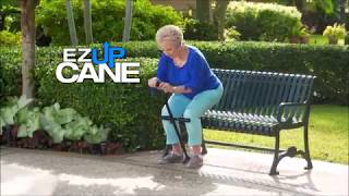 EZ Up Cane Commercial As Seen On TV