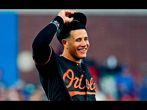 Manny Machado Best Highlights (April 2016)
