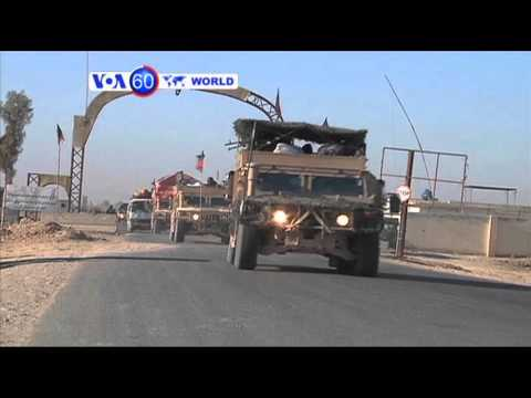 Afghanistan: Security forces recapture Sangin district center from Taliban (VOA60)