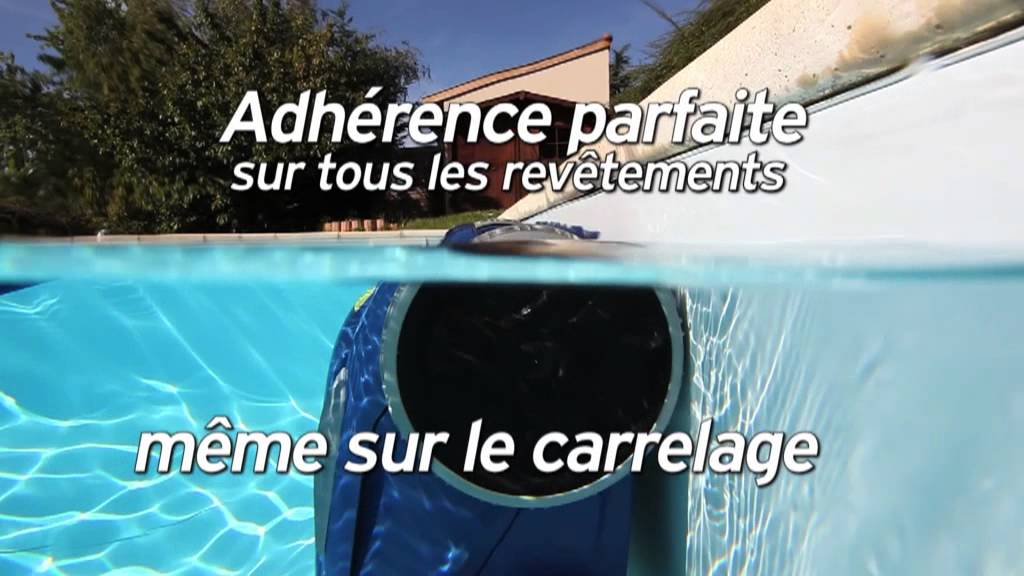 Robot zodiac vortex 4 4wd youtube for Aspirateur piscine zodiac vortex 3 4wd