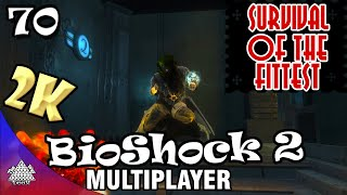 BioShock 2 Multiplayer - Survival of the Fittest 70 [2K 60fps]