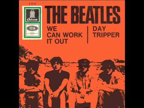 The Beatles - Day Tripper (Bass and Drum track)