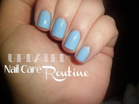 Updated Nail Care Routine