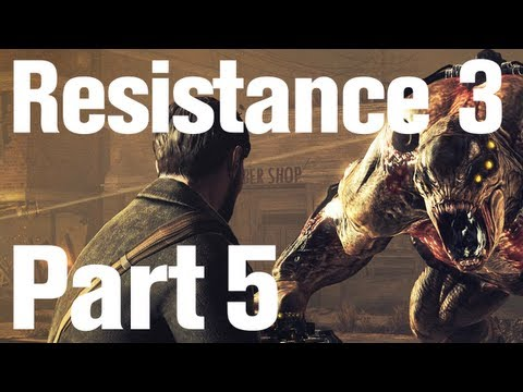 Resistance 3 Walkthrough Part 5: Paradise Lost