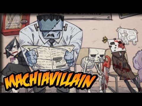 Minions with the Munchies! – MachiaVillain Gameplay – Let's Play Part 1