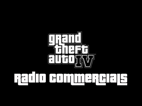 89 Gta Iv Radio Commercials video