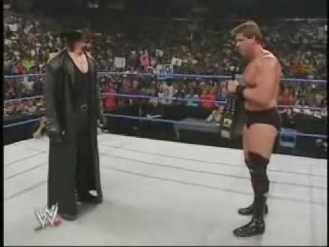 Wwe Jbl vs Undertaker Undertaker Confronts Jbl