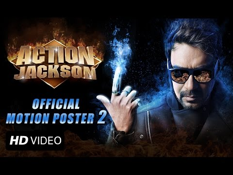 Action Jackson (Unseen Motion Poster) | Ajay Devgn & Sonakshi Sinha