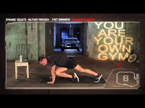 Bodyweight Exercise - You Are Your Own Gym Novice Circuit Training Image 1