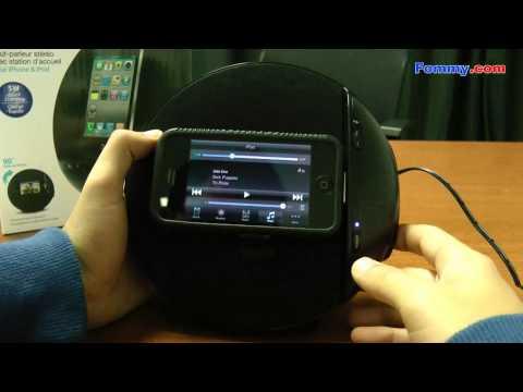 iLuv� Stereo Speaker Dock - Black