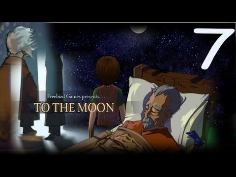 Прохождение To the moon: 7я часть [Джоуи]