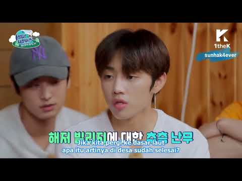 [INDO SUB] Ep 6 Come On! THE BOYZ  Summer Vacation RPG Edition