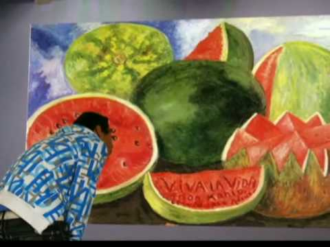 Conociendo a Frida Kahlo