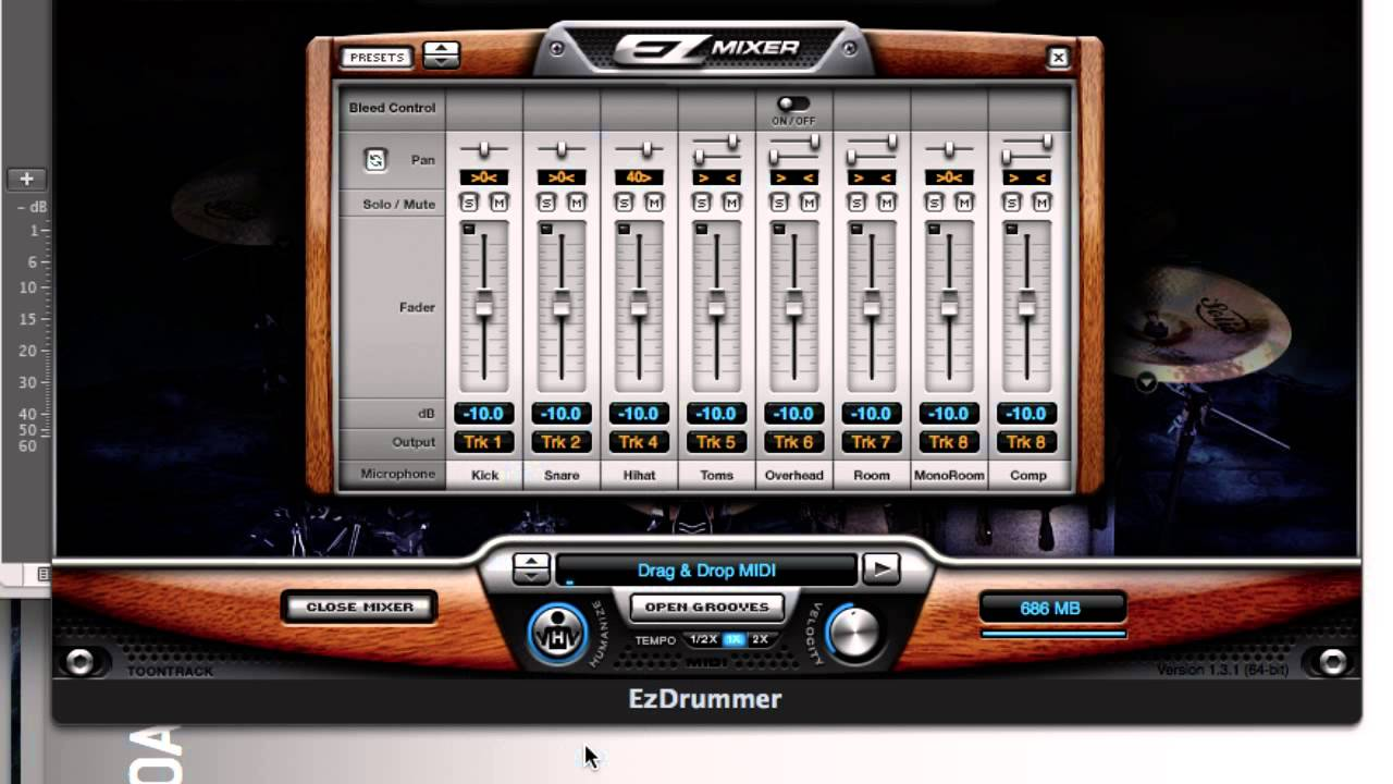ezdrummer authorization code keygen mac