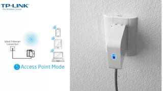 Configuración Router Portable TL-WR700N Modo Access Point | TP-LINK MEXICO