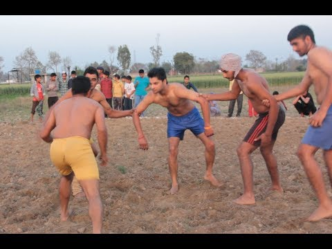Kabaddi Match | Funny Punjabi Comedy  | Punjabi Song 2014 Latest  | Official Full Video video